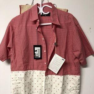 dsquared 2 shirt brand new